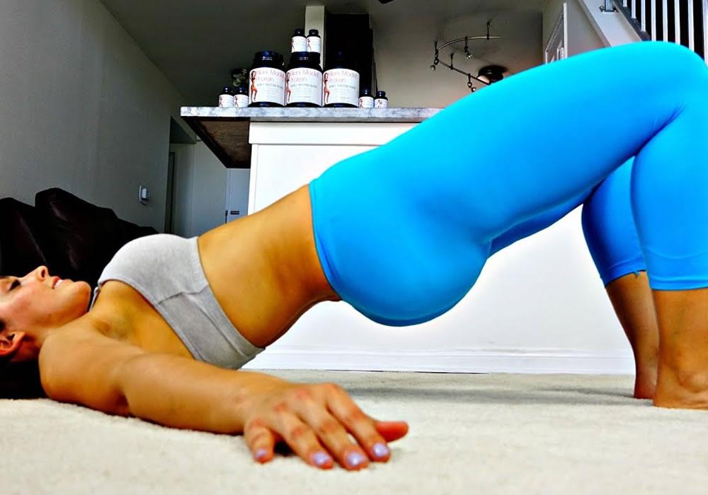 ejercicios para endurecer tus gluteos en 30 días