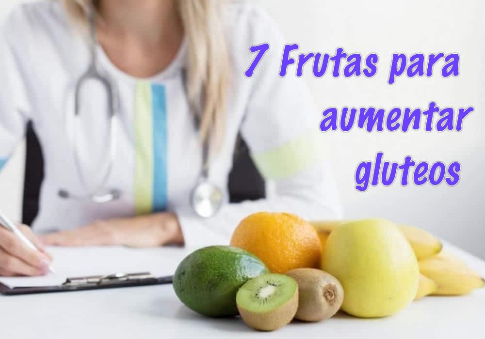 Frutas para aumentar piernas y gluteos