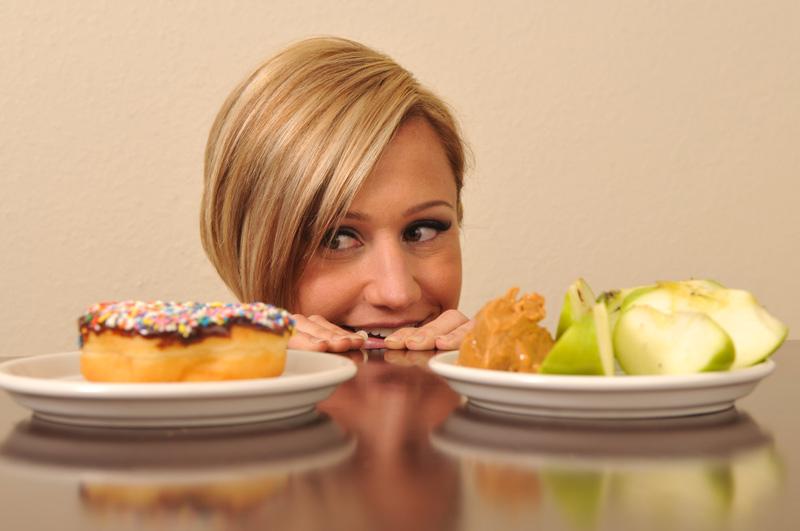 ingiriendo suficientes calorias