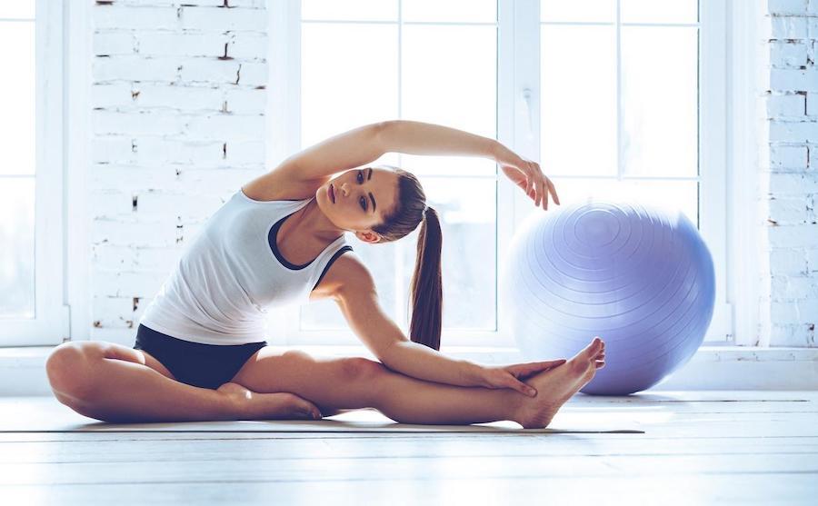 Estiramientos simples para ser más flexible